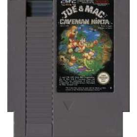 Joe and Mac: Caveman Ninja (NES)