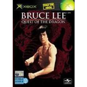 Bruce Lee: Quest of the Dragon (Xbox)