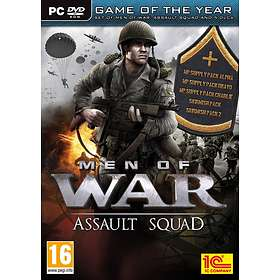 Men of War: Assault Squad - Game of the Year Edition (PC)