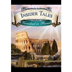 Insider Tales: Vanished in Rome (PC)
