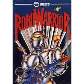 Robo Warrior (NES)