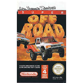 Super Off-Road (NES)