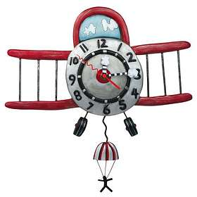 Allen Designs Enesco Airplane