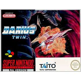 Darius Twin (SNES)