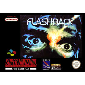 Flashback: The Quest for Identity (SNES)