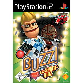 Buzz! The Sports Quiz (+ Buzzers) (PS2)
