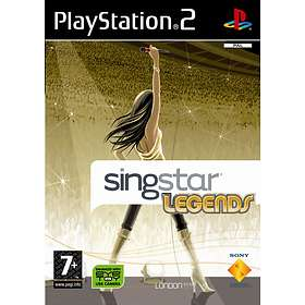 SingStar: Legends (PS2)