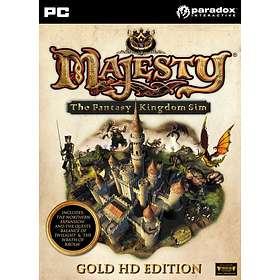 Majesty - Gold Edition (PC)