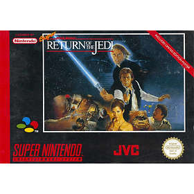 Super Star Wars: Return of the Jedi (SNES)
