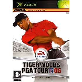 Tiger Woods PGA Tour 06 (Xbox)