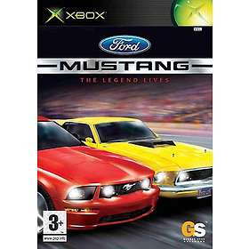 Ford Mustang: The Legend Lives (Xbox)