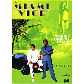 Miami Vice - Sesong 2