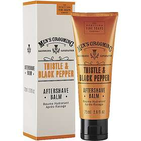 Scottish Fine Soaps Classic Male Grooming After Shave Balm 75ml