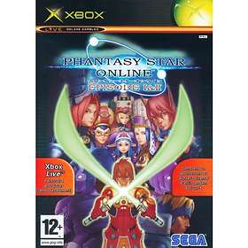 Phantasy Star Online Episode I & II (Xbox)