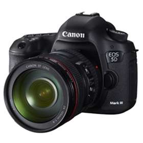 Canon EOS 5D Mark III + 24-105/4,0 L IS USM