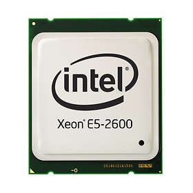 Intel Xeon E5-2643 3,3GHz Socket 2011 Tray