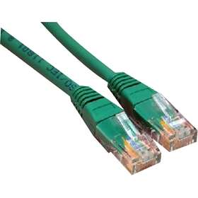 Cables Direct UTP Cat6 RJ45 - RJ45 Moulded 0.5m