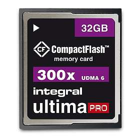 Integral UltimaPro Compact Flash 300x 32GB
