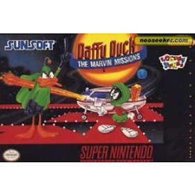Daffy Duck: The Marvin Missions (SNES)