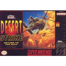 Desert Strike: Return to the Gulf (SNES)