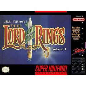 J.R.R. Tolkien's The Lord of the Rings: Volume 1 (SNES)