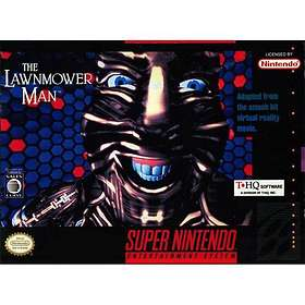 Lawnmower Man (SNES)