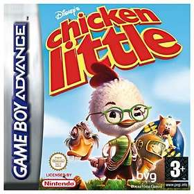 Disney's Chicken Little  (GBA)