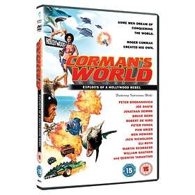 Cormans World: Exploits of a Hollywood Rebel (UK)