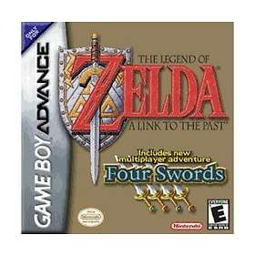 The Legend of Zelda: A Link to the Past (GBA)