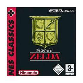 Classic NES Series: The Legend of Zelda (GBA)