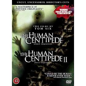 The Human Centipede 1-2