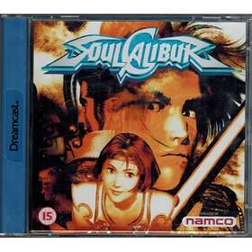 Soul Calibur (DC)