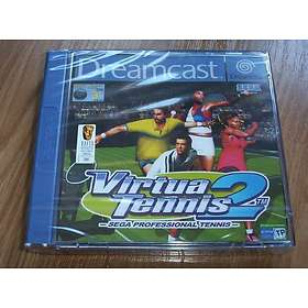 Virtua Tennis 2 (DC)
