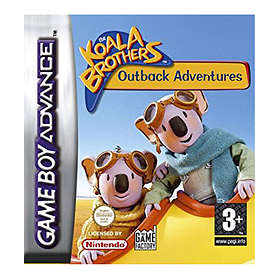 The Koala Brothers: Outback Adventures (GBA)