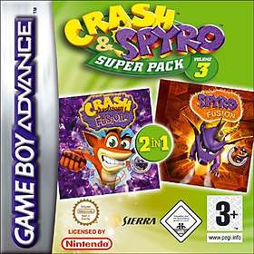 Crash & Spyro Superpack Vol. 3 (GBA)