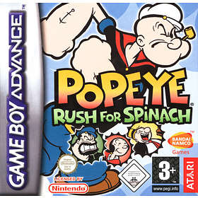 Popeye: Rush for Spinach (GBA)