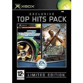 Top Hits Pack: Need for Speed Underground 2 + MOH Rising Sun (Xbox)