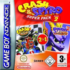 Crash & Spyro Superpack Vol. 2 (GBA)