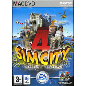 Sim City 4 - Deluxe Edition (Mac)