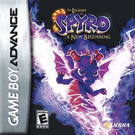 The Legend of Spyro: A New Beginning (GBA)