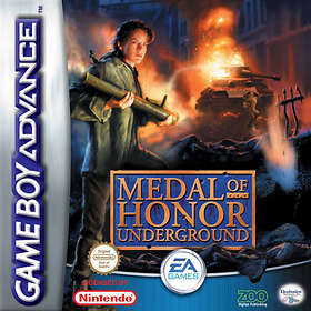 Medal of Honor Underground (GBA)