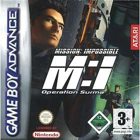 Mission: Impossible: Operation Surma (GBA)