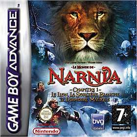 The Chronicles of Narnia: The Lion, The Witch and The Wardrobe (GBA)
