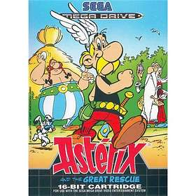 Asterix and the Great Rescue (Mega Drive)