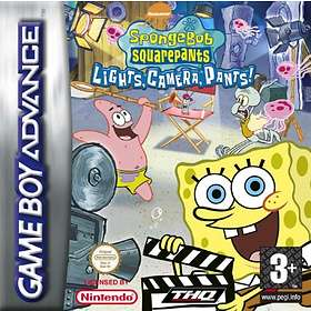 SpongeBob SquarePants: Lights, Camera, Pants! (GBA)