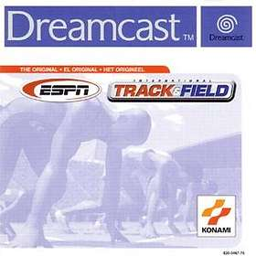 International Track and Field 2000 (DC)