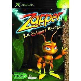 Zapper: One Wicked Cricket! (Xbox)