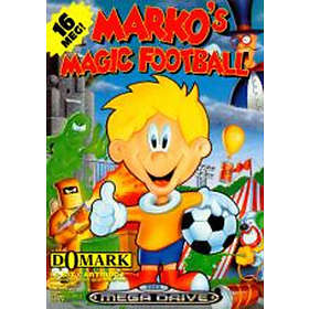 Markos Magical Football (Mega Drive)