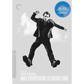 And Everything is Going Fine - Criterion Collection (US)