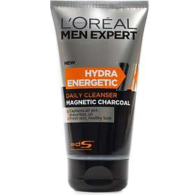 L'Oreal Men Expert Hydra Energetic X Magnetic Charcoal Daily Cleanser 150ml